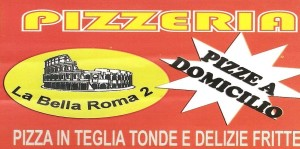 La Bella Roma 2 - Pizza a Domicilio