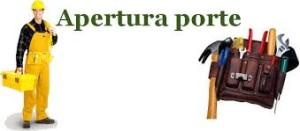 apertura porte blindate roma