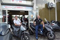 riparare moto honda
